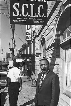 LEICA CAMERA & DR. MARTIN LUTHER KING JR.