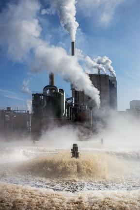 Biogasproduktion på Rockhammar och Frövi bruk